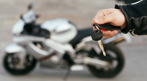 Motorcycle insurance available in Santa Monica